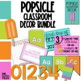 Popsicle Classroom Decor {GROWING BUNDLE}