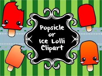 Popsicle Clip Art