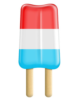 Popsicle Clip Art Digital Clipart Color