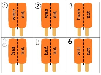 Popsicle Contractions