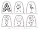Popsicle Craft Stick Puppets FREEBIE Sampler - Daycare Preschool Curriculum