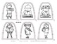 Popsicle / Craft Stick Puppets - Student Kids - Preschool Daycare Curriculum