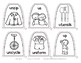 Popsicle / Craft Stick Puppets for the Letter U - Preschool Daycare Curriculum