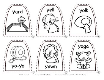 Y is for yawn Letter Y Projects Preschool letter crafts Letter a