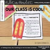 Popsicle Bulletin Board: End of the Year / Back to School Activity