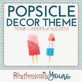 Popsicle Decor Theme - Tone Ladder of Success - positive c