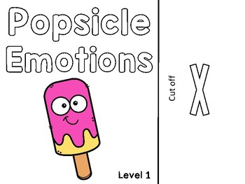 Popsicle Emotions Adapted Book