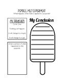 Popsicle Melt Experiment