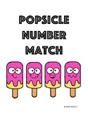Popsicle Number Matching