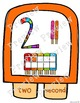 Popsicle Numbers 1-10