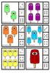Popsicle Numer Clip Game - Teach Learn Create