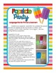 Popsicle Party: Language Fun for Primary Learners