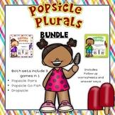 Plural Nouns Game BUNDLE  - 3 Games in 1