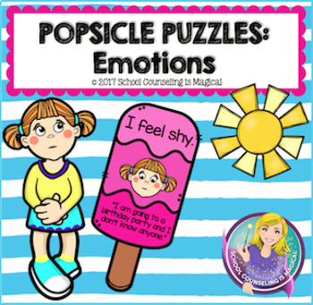 Popsicle Puzzles: Emotions
