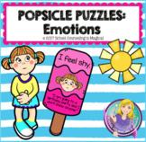 Popsicle Puzzles: Emotions
