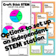 Popsicle Stick STEM Challenges - Simple STEM with Craft Sticks