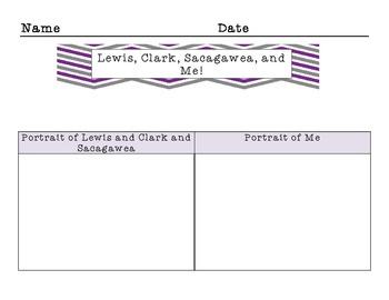 Lewis, Clark, and Sacagawea