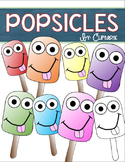 Popsicle Summer Clipart