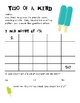 Popsicles- Count by 2's