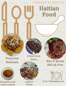 Popular Authentic Haitian Food