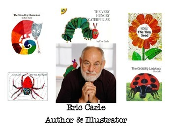 Popular Authors, Illustrators, and Characters