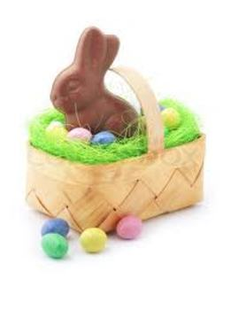 Popular Easter Candies: Can you match the pictures with Sp