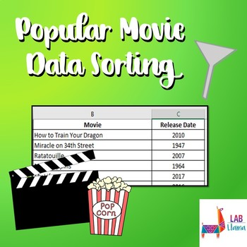 Popular Movie Data Sorting
