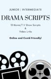 Popular Movie / TV Show Scenes *Drama Scripts* - Digital &