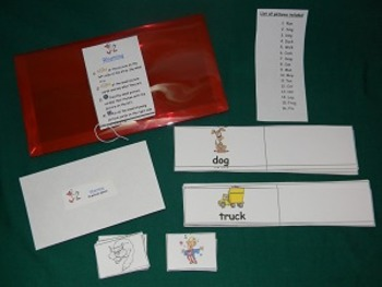 Popular Multipack- FOUR games: Word Families, Sentence Comp., Double Add, Rhym