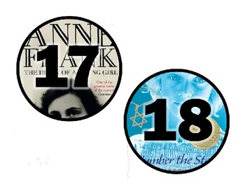 Popular Novels Table Numbers #15-30