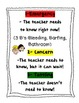 Classroom Management Posters Catch Phrases