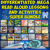 Differentiated Read Aloud Interactive Notebook Reading Activities Mega Bundle