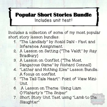 Popular Short Stories Bundle