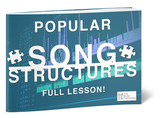 Popular Song Structures – FULL LESSON