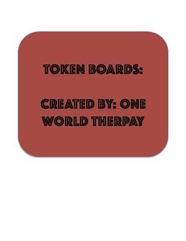 Popular Token Boards