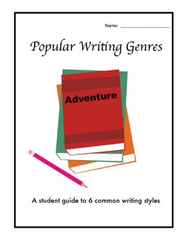 Popular Writing Genres:  A student guide to 6 common writi