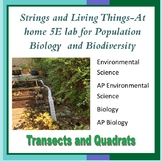 Population Biology At-Home 5E Lab for Distance Learning