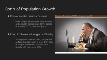 Population Change Slideshow