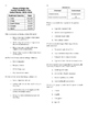 Population & Culture of Geography Test