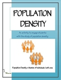 Population Density Activity