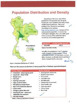 Population Dynamics - Case Study Analysis Summative Task +