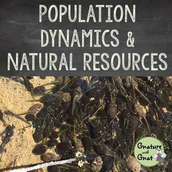 Population Dynamics and Natural Resources Powerpoint
