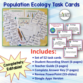 Population Ecology Bundle