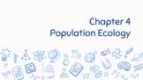 Population Ecology Lesson