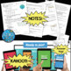 Population Ecology and Dynamics PowerPoint, Notes, and Kahoot! Bundle