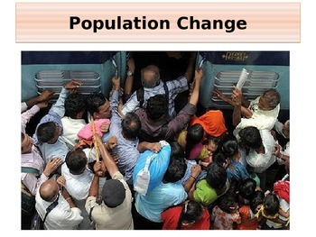 Population Explosion - changes and trends