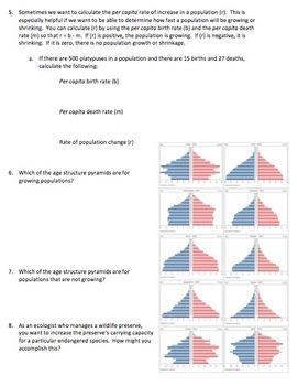 Population Growth Activity
