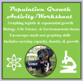 Population Growth Activity/Worksheet