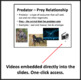 Population Influences within Ecosystems - Ecology PowerPoint Lesson & Notes