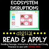 Population Size Changes and Ecosystem Disruptions DIGITAL
